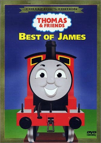 Thomas & Friends - Best of James DVD (2-Disc Collector Edition) (Free Shipping)