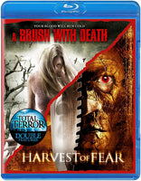 Total Terror 2: Brush With Death / Harvest of Fear Double Feature Blu-Ray (Free Shipping)
