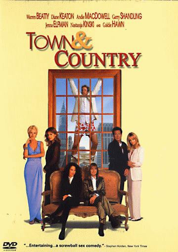 Town & Country DVD (Free Shipping)