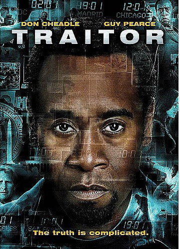 Traitor DVD (Free Shipping)