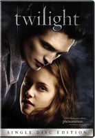 Twilight DVD (Single-Disc Edition) (Free Shipping)