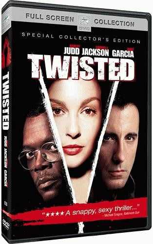 Twisted DVD (Fullscreen) (Free Shipping)