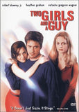 Two Girls And A Guy DVD (Free Shipping)