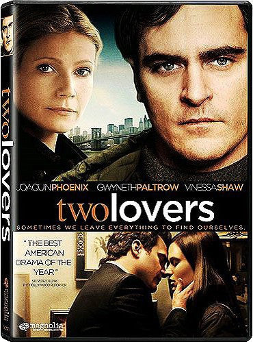 Two Lovers DVD (Free Shipping)