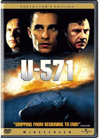 U-571 DVD (Collector's Edition) (Free Shipping)