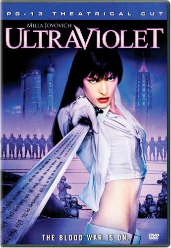 Ultraviolet DVD (PG-13 Theatrical Cut) (Free Shipping)