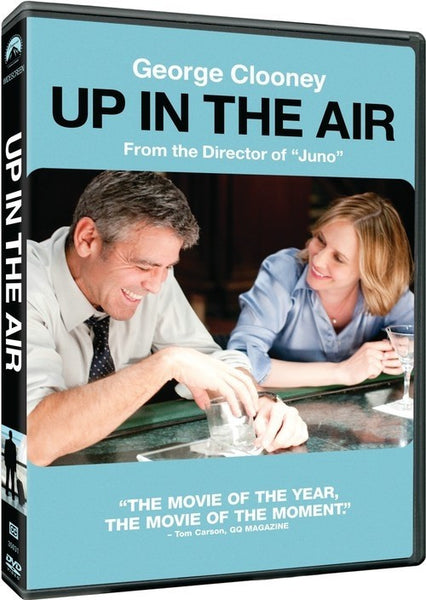 Up In The Air DVD (Free Shipping)