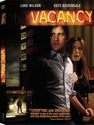Vacancy DVD (Free Shipping)
