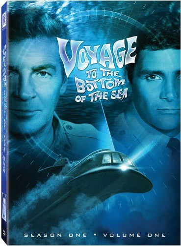 Voyage to the Bottom of the Sea Season One 1 Volume One DVD (3-Disc Box Set) (Free  Shipping)