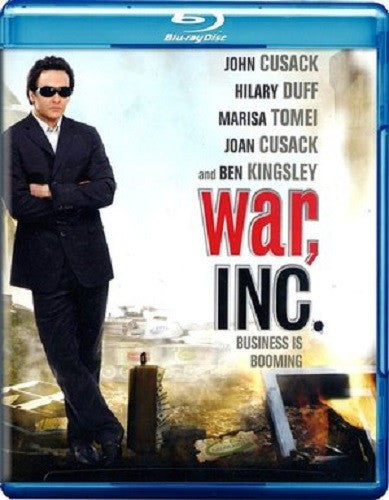War, Inc. Blu-Ray (Free Shipping)
