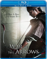 War Of The Arrows Blu-Ray + DVD (Free Shipping)