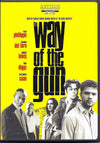 The Way Of The Gun DVD (Free Shipping)
