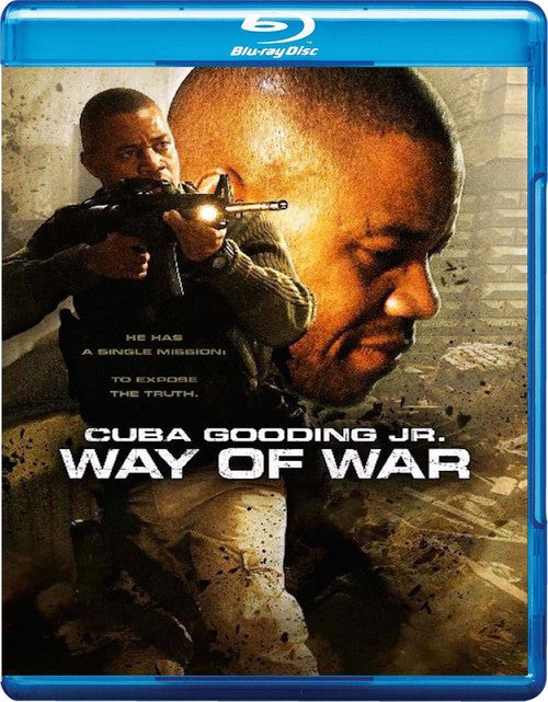 Way of War Blu-Ray (Free Shipping)