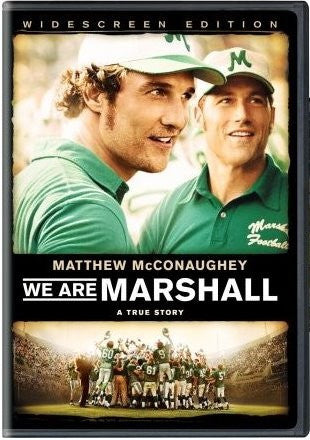 We Are Marshall DVD (Widescreen Edition) (Free Shipping)