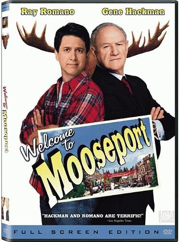 Welcome to Mooseport DVD (Fullscreen) (Free Shipping)