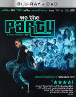 We The Party Blu-Ray + DVD (2-Disc Set) (Free Shipping)