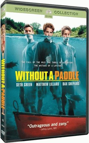 Without A Paddle DVD (Widescreen Edition) (Free Shipping)