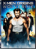 X-Men Origins - Wolverine DVD (Free Shipping)