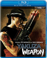 Yakuza Weapon Blu-Ray + DVD (2-Disc Set) (Free Shipping)