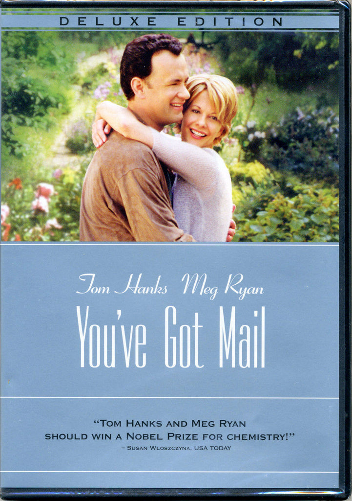 You've Got Mail DVD (Deluxe Edition) (Free Shipping)