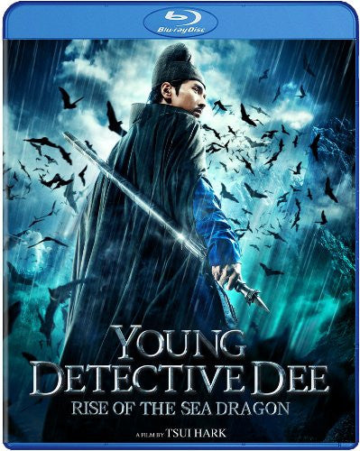 Young Detective Dee - Rise Of The Sea Dragon Blu-Ray (Free Shipping)