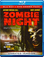 Zombie Night Blu-Ray + DVD Combo Pack (Free Shipping)