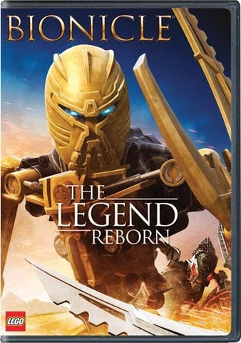 Bionicle - The Legend Reborn DVD (Free Shipping)