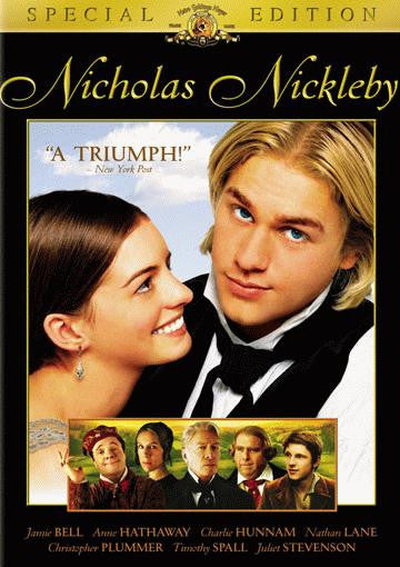 Nicholas Nickleby DVD (Free Shipping)