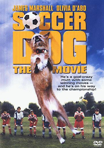 Soccer Dog - The Movie DVD (Free Shipping)