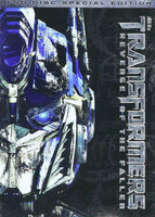 Transformers: Revenge of the Fallen DVD (2-Disc Special Edition) (Free Shipping)