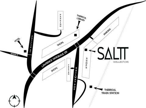 SALTT Collective Map