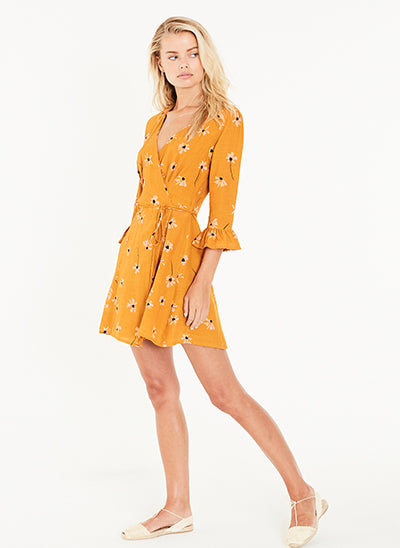 CAVALLO DRESS BOTANY PRINT