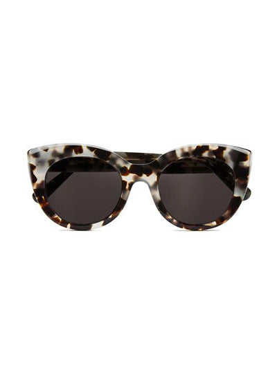 MODERN LOVER SUNGLASSES SNOW LEOPARD