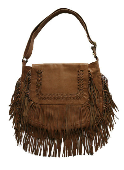FRINGY BAG