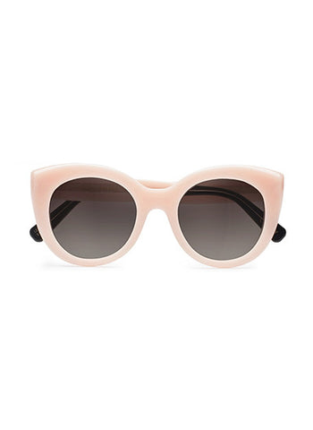 MODERN LOVER SUNGLASSES BLUSH