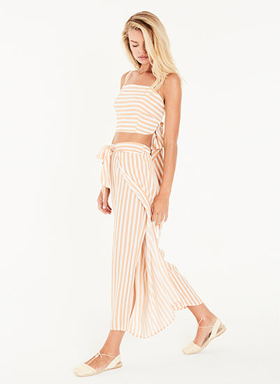 SUMMER PANTS ZEUS STRIPE