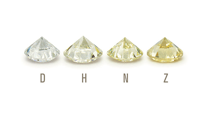 The FOUR things you need to know about diamonds