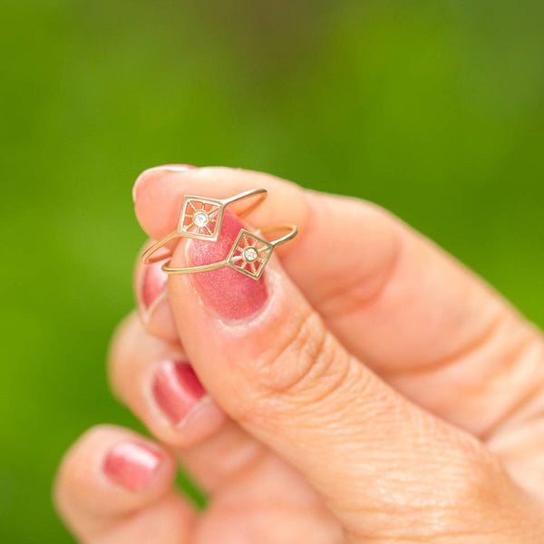 The Star Compass Ring