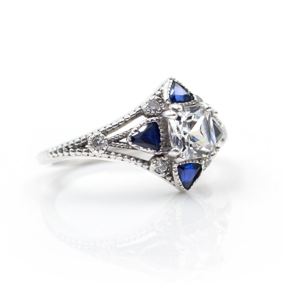 and gold kobelli kob progressive set bridal b moissanite products accents with bg tw sapphire diamond ct