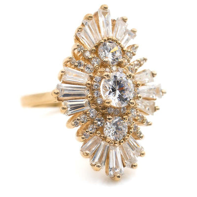 Trifecta_3.66ct_vintageinspired_engagementring_unique_yellowgold