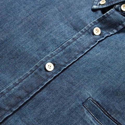 Milano Denim Button Down - Men's