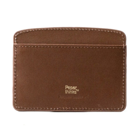 Card Case Tan