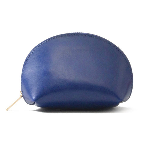 Coin Pouch Navy Blue