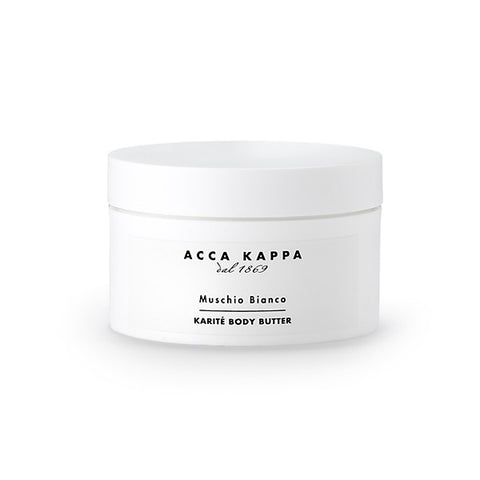 Acca Kappa White Moss Karite Body Butter - 6.7 oz.
