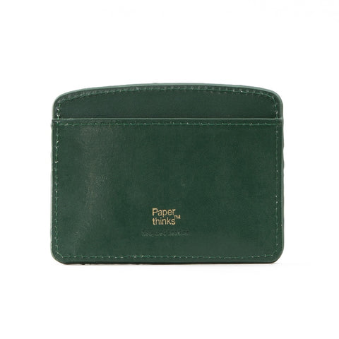 Card Case Deep Olive