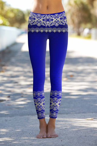 Sunia Yoga Leggings: Satya