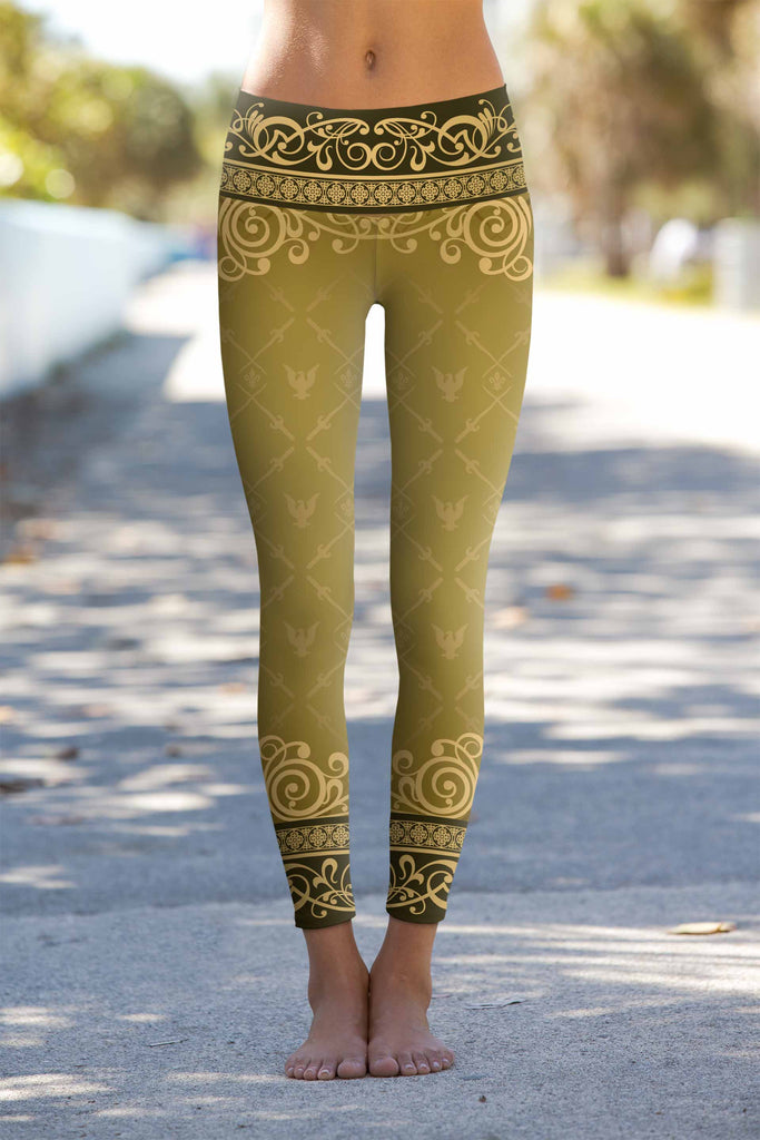 Sunia Yoga Leggings: Dharma