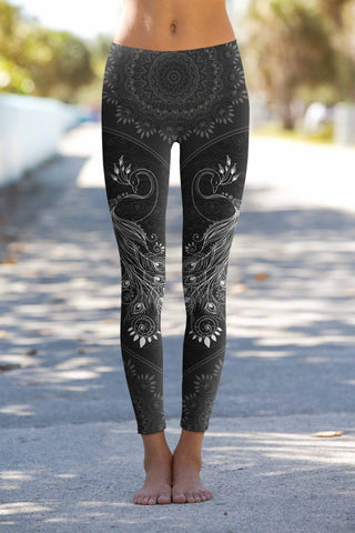 Sunia Yoga Leggings: Ananda