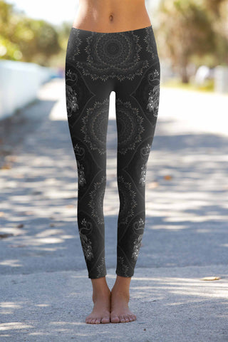 Sunia Yoga Leggings: Citta