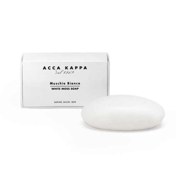 Acca Kappa White Moss Travel Size Soap - 1.75 oz.